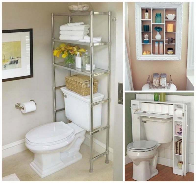 10 Truques Para Banheiros Pequenos Divirta se Organizando