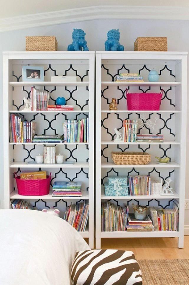 Nova estante velha | Blog Divirta-se Organizando