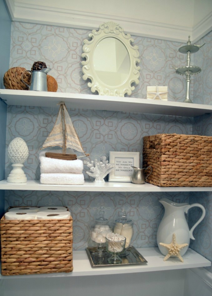 10 truques para banheiros pequenos divirta se organizando for How to learn to decorate your home