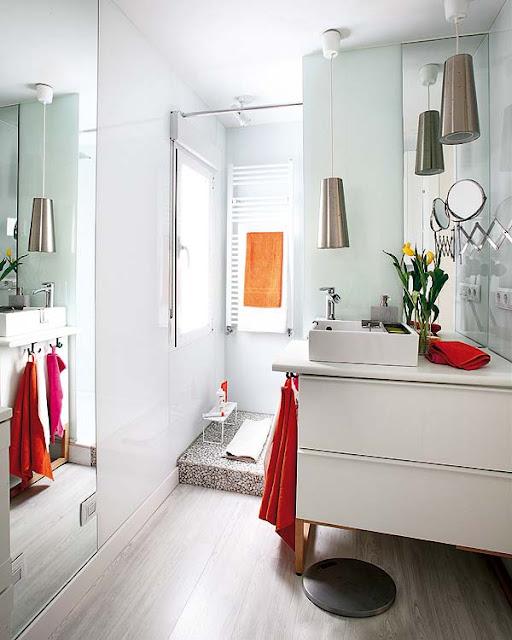 Apartamentos pequenos como decorar 40 m divirta se for Como decorar una apartamento pequeno