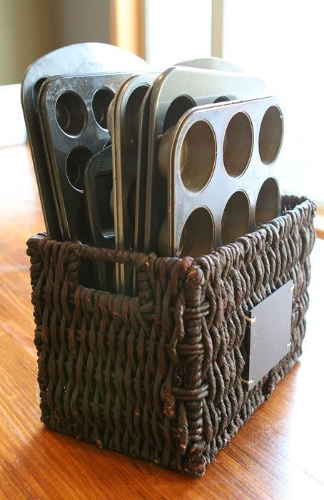 10 formas de organizar a cozinha gastando quase nada - Blog Divirta-se Organizando