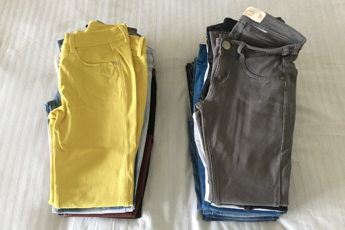 Renovei meu guarda-roupa sem gastar um centavo   Blog Divirta-se Organizando