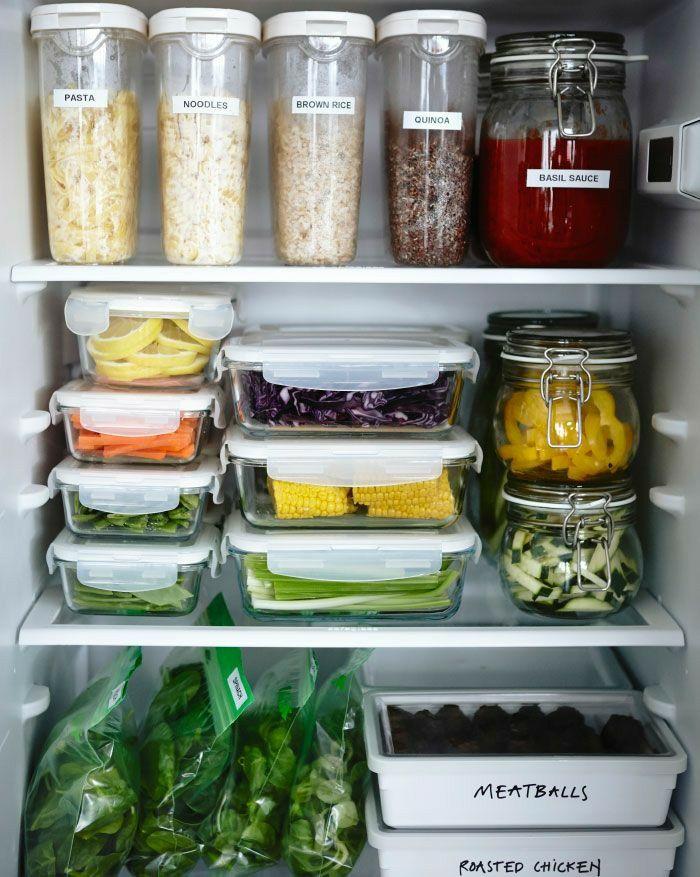 Como arrumar a geladeira | Blog Divirta-se Organizando