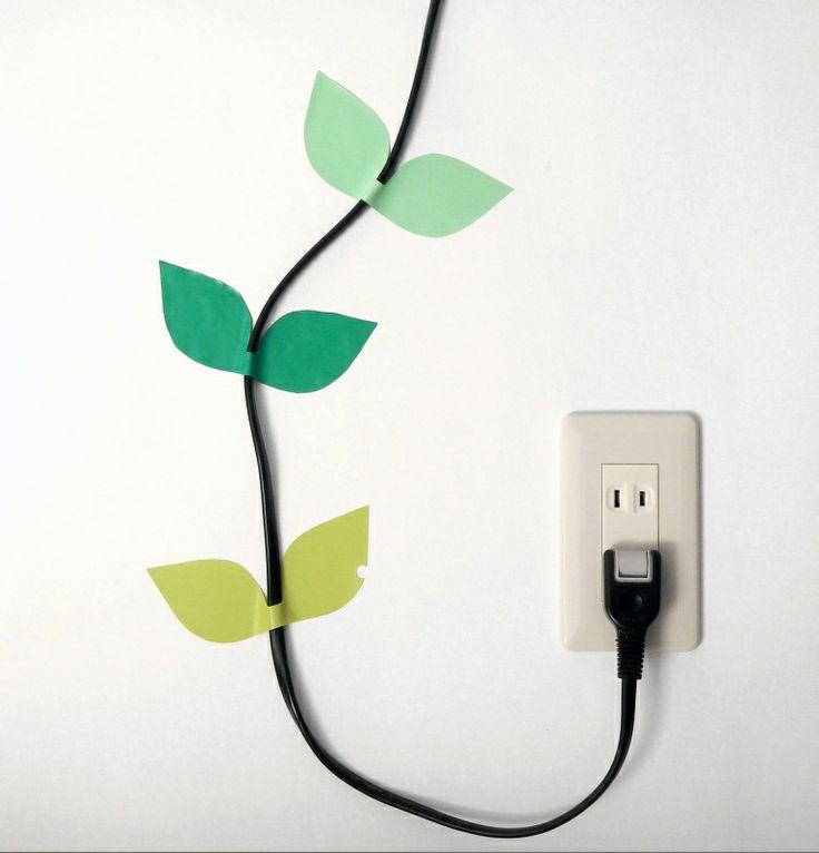 Como esconder fios de forma criativa | Blog Divirta-se Organizando