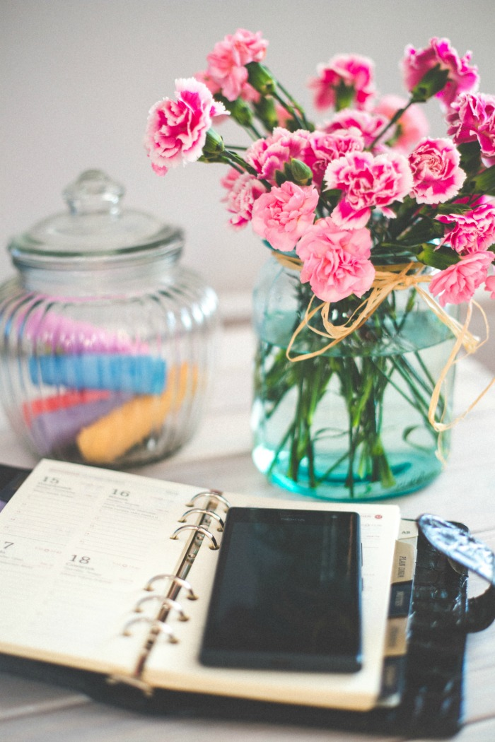 Por que abandonei minha agenda de papel? | Blog Divirta-se Organizando