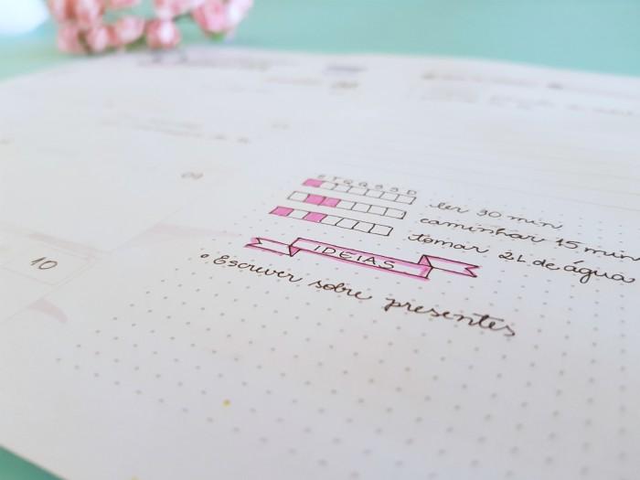 Planner 2018 | Blog Divirta-se Organizando